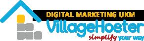 Digital Marketing UKM - VillageHoster